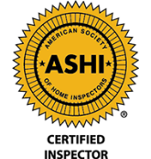 ASHI Certified Inspector - Cincinnati Ohio Home Inspections