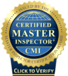 Certified Master Inspector - Cincinnati Ohio Home Inspections