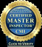 Certified Master Inspector - Cincinnati Ohio Home Inspections